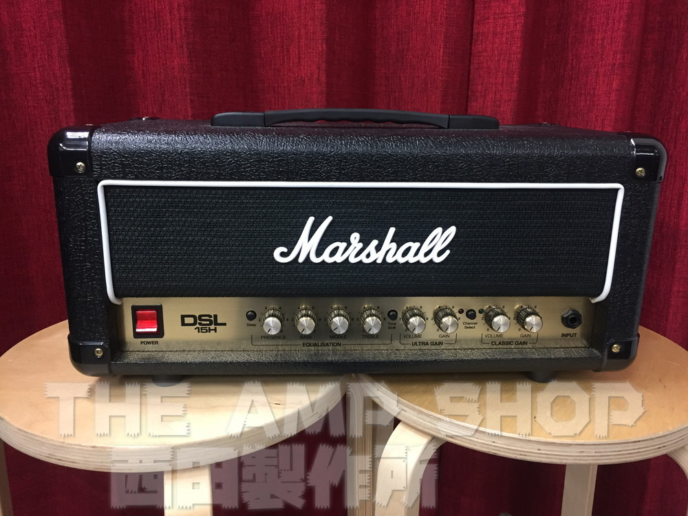 Marshall DSL15H THE AMP SHOP西田製作所 Special