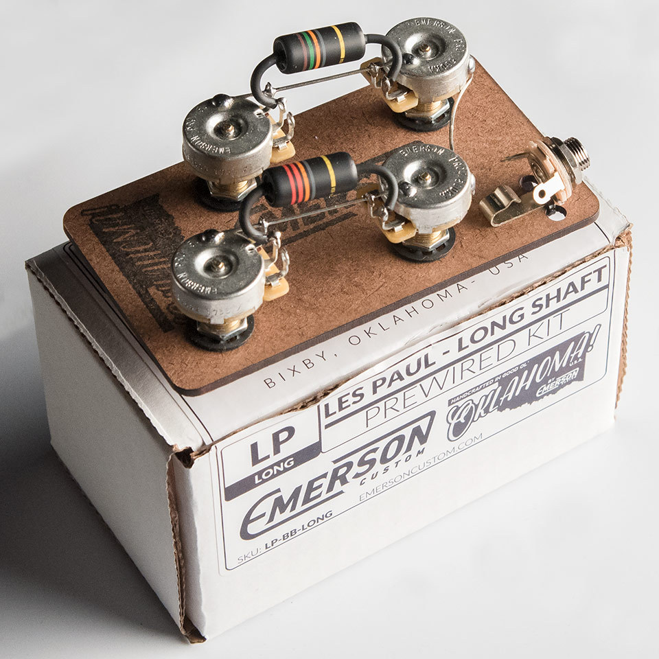 Emerson Custom Pre-Wired Kit L...