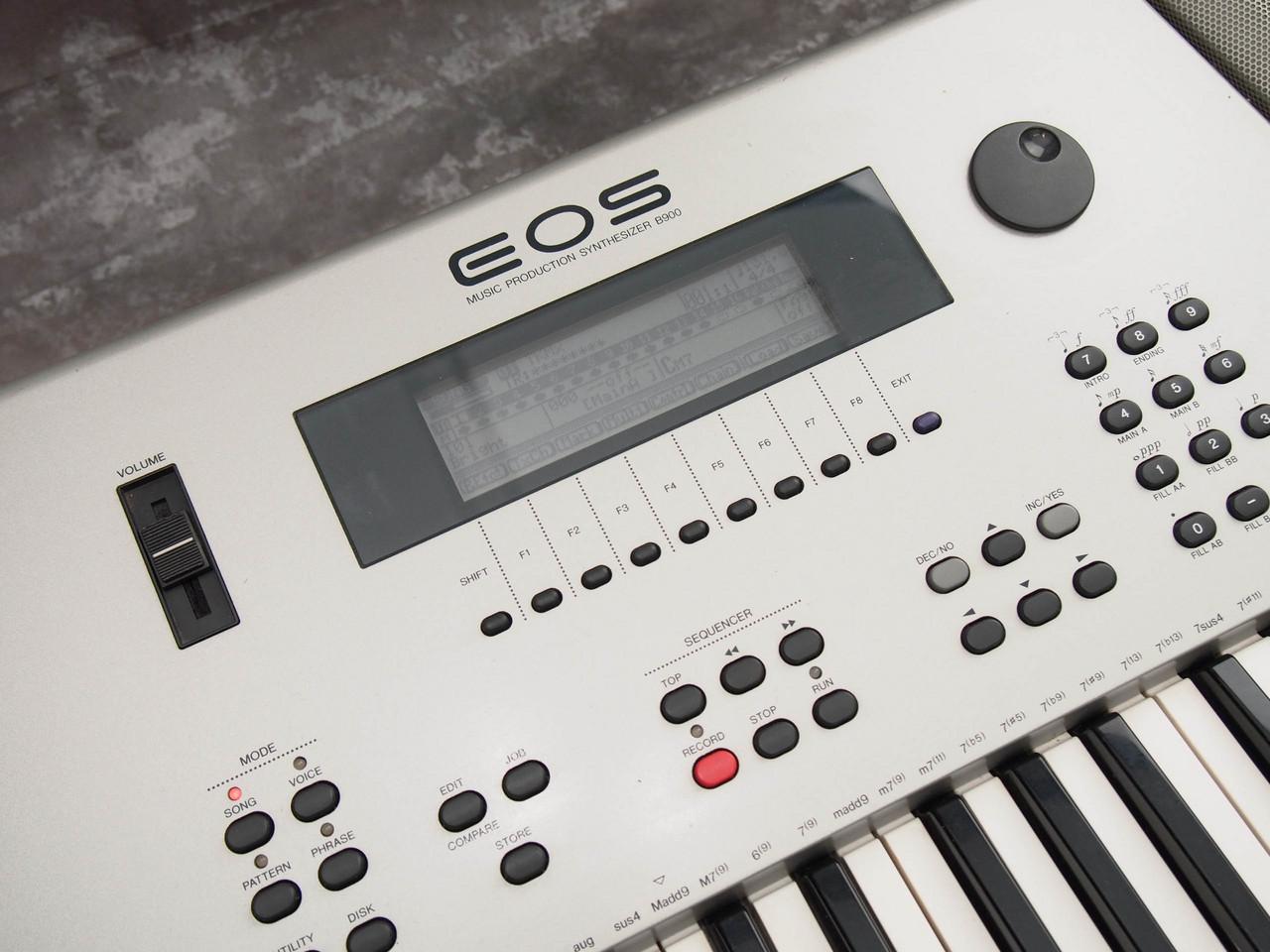 YAMAHA EOS B900(中古)【楽器...