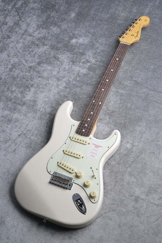Fender Made in Japan Hybrid 60s Stratocaster Arctic White