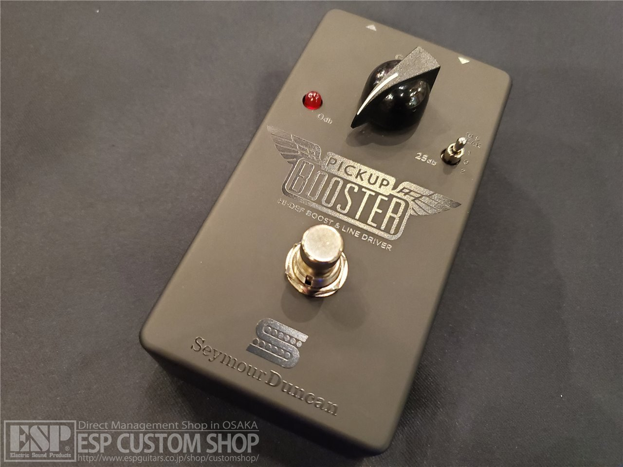 SEYMOUR DUNCAN PICKUP BOOSTER /& LINE DRIVER Single Coil Pickup Into Humbucker