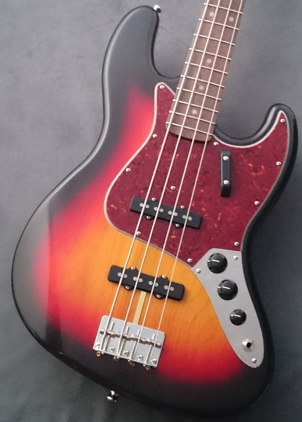 rs guitarworks old friend 63 contour bass 3ts under the bed new