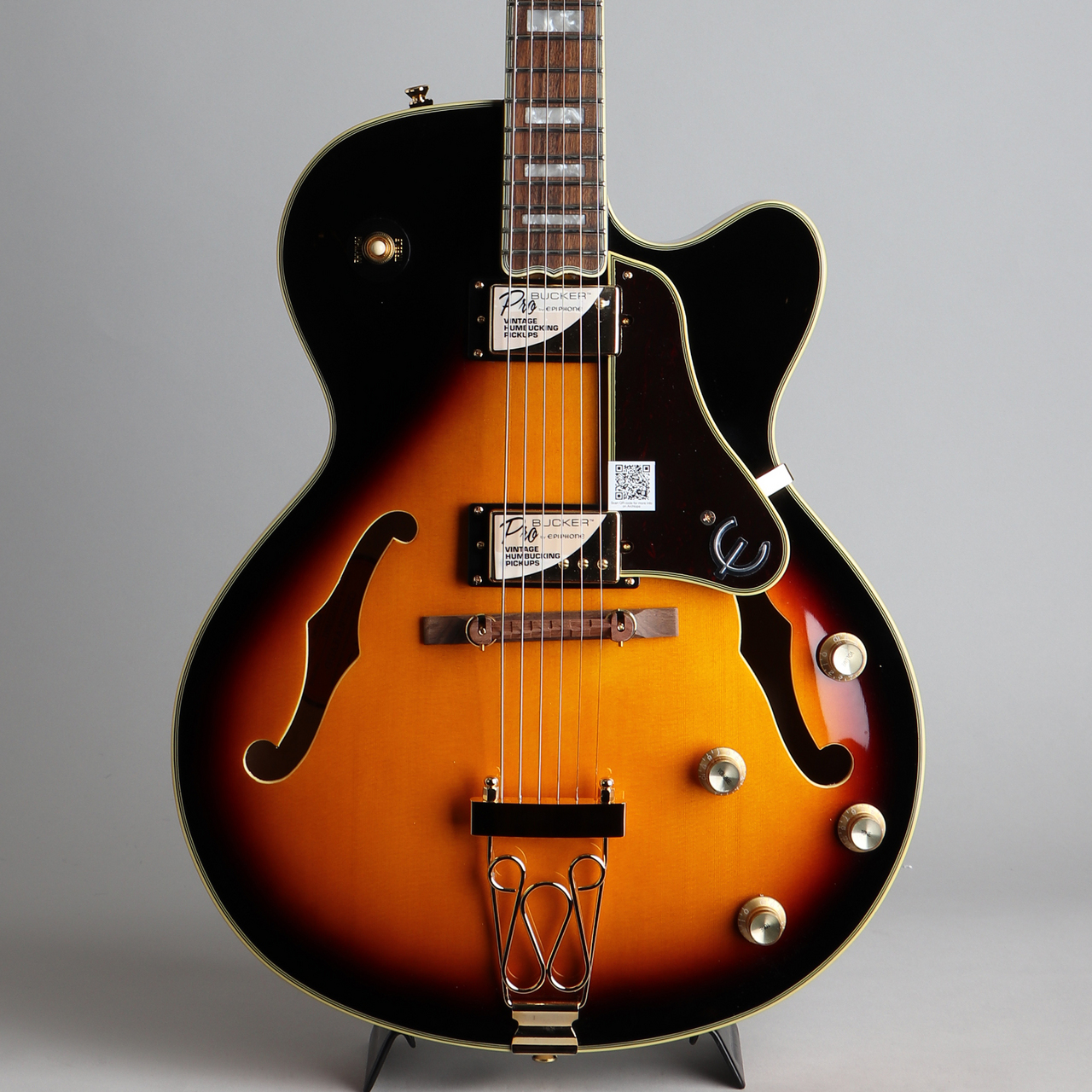 Epiphone Joe Pass Emperor II Pro VS(新品/送料無料)【楽器