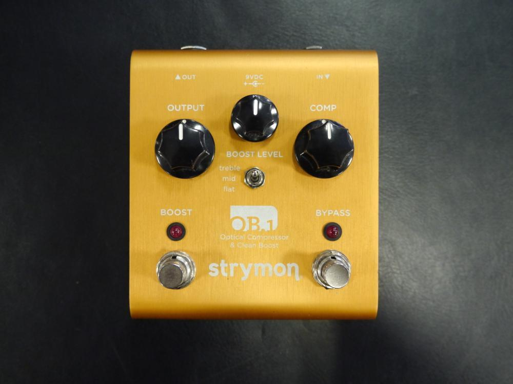 strymon OB.1 Optical Complessor / Booster