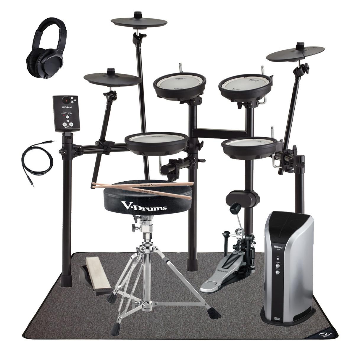 電子 ドラム スピーカー