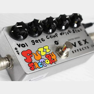 Z.VEX EFFECTS Fuzz Factory Vexter Series