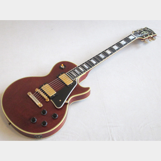 Gibson Custom Shop 1957 LES PAUL CUSTOM LPB-7 渡辺香津美 直筆サイン入り