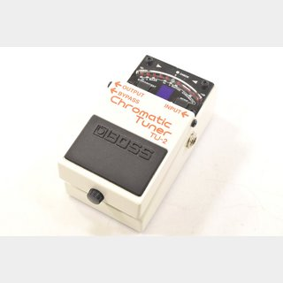 BOSS TU-2 Chromatic Tuner 【WEBSHOP】