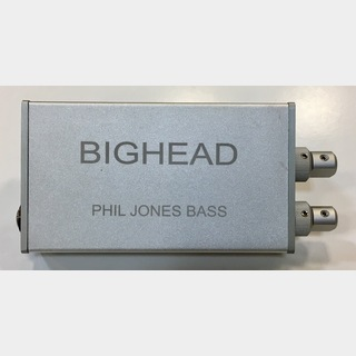 Phil Jones Bass Big Head -Head Phone / Mobile Bass Amp, Audio Interface- 【キズあり特価】