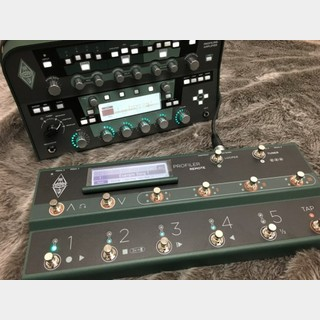 Kemper Profiling Amplifier HEAD Built in PowerAmp & Remote set 【24回金利0%・超低金利対象】