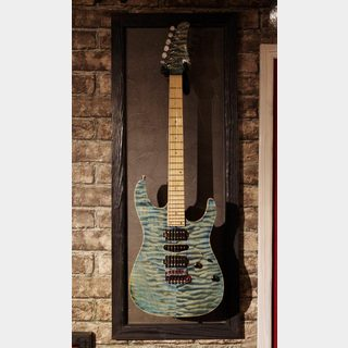 T's Guitars DST-Pro24 Trans Blue Denim