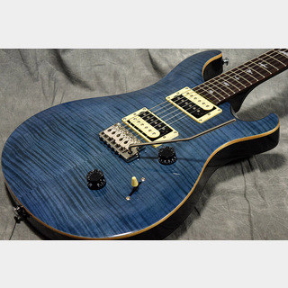 Paul Reed Smith(PRS) SE Custom 24 Bird Inlay Beveled TopWhale Blue 【梅田店】