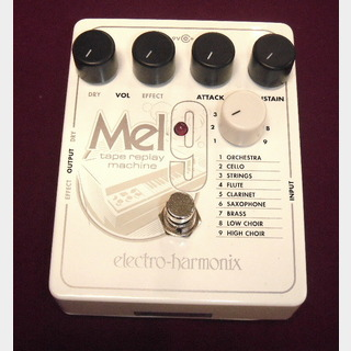 Electro-Harmonix MEL9  Tape Replay Machine 【メロトロン・シミュレーター】[DM500]
