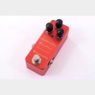 ONE CONTROL Red Strawberry Overdrive 【美品】【WEBSHOP】