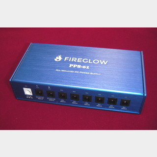 "FIREGLOW PPS-01 ""All Isolated Pedal Power Supply"" [DM500]"