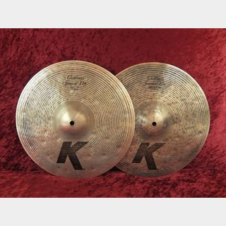 "Zildjian 【2017新製品】K.Custom ""Special Dry"" Hi-Hats14"" pair"