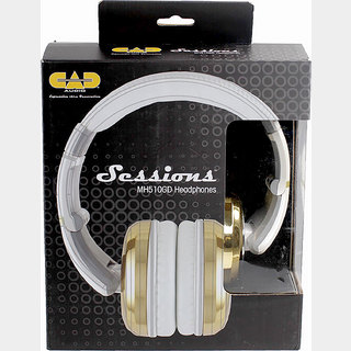 CAD Audio MH510GD SESSIONS HEADPHONES GOLD 国内正規輸入品