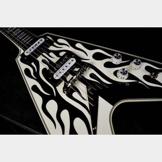 "DEAN USA Michael Schenker ""Flames"" Limited 100【GW限定特価558,000円→528,000円!!】"