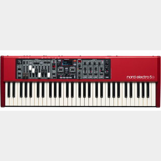 CLAVIA Nord Electro 5D SW61【箱破れ新品特価!!】【送料無料】【心斎橋店在庫】