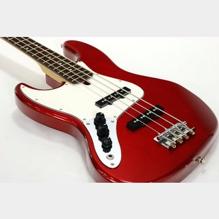 Bacchus BJB-1R-LH Candy Apple Red  Left Hand 左利き用 バッカス 【WEBSHOP】