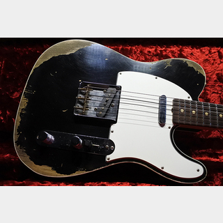 Fender Custom Shop 1960 Telecaster Custom Heavy Relic / Black