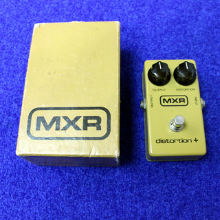 MXR Distortion+ 1980年製