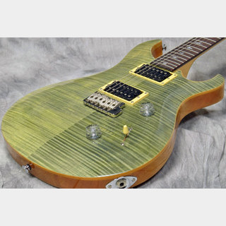 Paul Reed Smith(PRS) SE Custom 24 Trampas Green (TG) 【S/N:Q14255】【福岡パルコ店】