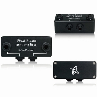 ONE CONTROL Minimal Series Pedal Board Junction Box [DM500]