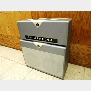 DIVIDED BY 13 RSA23 2x12f W/G12M [Speaker Cabinet] Silver