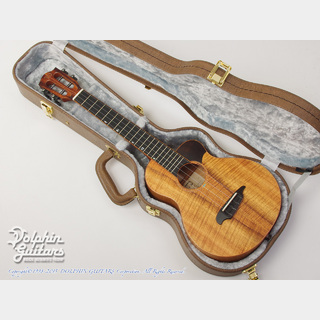 Toda Guitars VT-CW (All Hawaiian Koa)