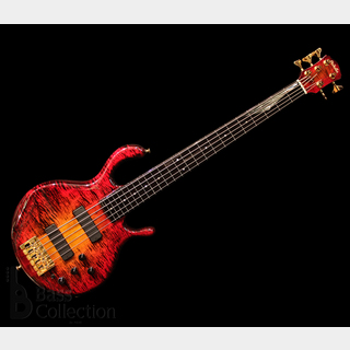 Pedulla Penta Buzz/17.5mm/Soapbar (AAA Body / Vintage Cherry Sunburst) '12【USED】