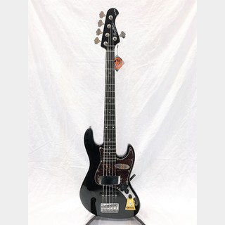 Bacchus GLOBAL Series WL-533/R BLK-MH 【アウトレット特価】【5弦ベース】