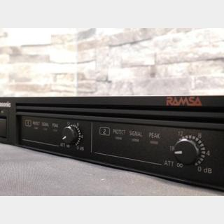 Technics RAMSA WP-DA204