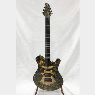MAYONES Legend 22 SSH Custom Buckeye Burl Top 【中古美品】
