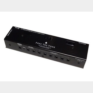 Free The Tone PT-1D【POWER DISTRIBUTOR with DC POWER SUPPLY】