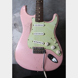 Fender Custom Shop Stratocaster Shell Pink / Hard Relic