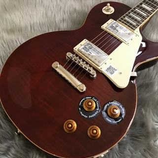 Epiphone Les Paul Standard Plustop Pro Wine Red/コイルタップ可能/ENLPTBNH3