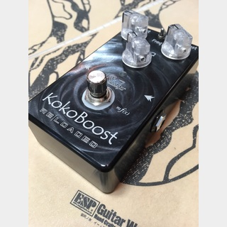 Suhr(正規輸入品) Koko Boost Reloaded