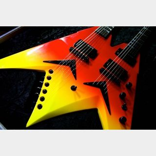 DEAN USA VMNT Dave Mustaine DOUBLE NECK / Blood Lust