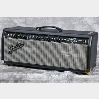 Fender  65 Deluxe Reverb Head  Black and Silver【御茶ノ水本店】