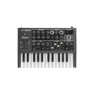 Arturia MicroBrute アナログシンセサイザー