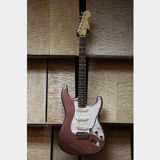 Fender American Deluxe Stratocaster N3 (Burgundy Mist Metallic) Modified