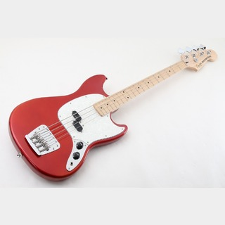 Squier by Fender VINTAGE MODIFIED MUSTANG BASS /CAR