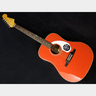 Fender Acoustics FSR Kingman SE Fiesta Red 【アウトレット特価!!】
