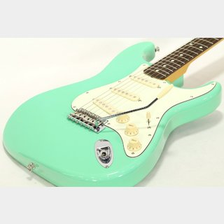 Fender Japan Exclusive Classic 60s Stratocaster Surf Green フェンダー 【WEBSHOP】