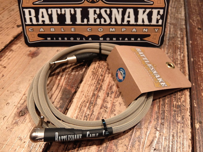 Rattlesnake Cable Standard Dirty Tweed 3m SL