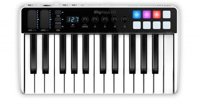 IK Multimedia iRig Keys I/O 25【12月22日発売決定!ご予約受付中!!】