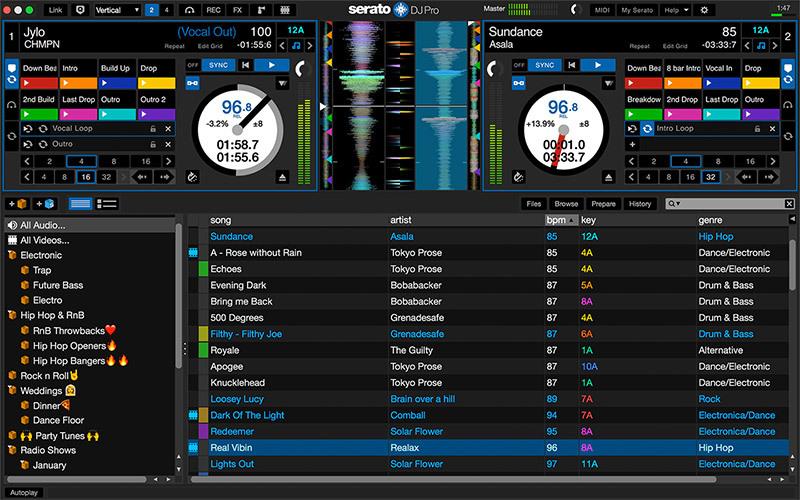 Serato Serato DJ Pro half-price campaign