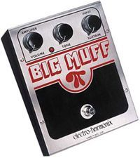 Electro-Harmonix Big Muff π (USA) Distortion / Sustainer [Shinjuku]