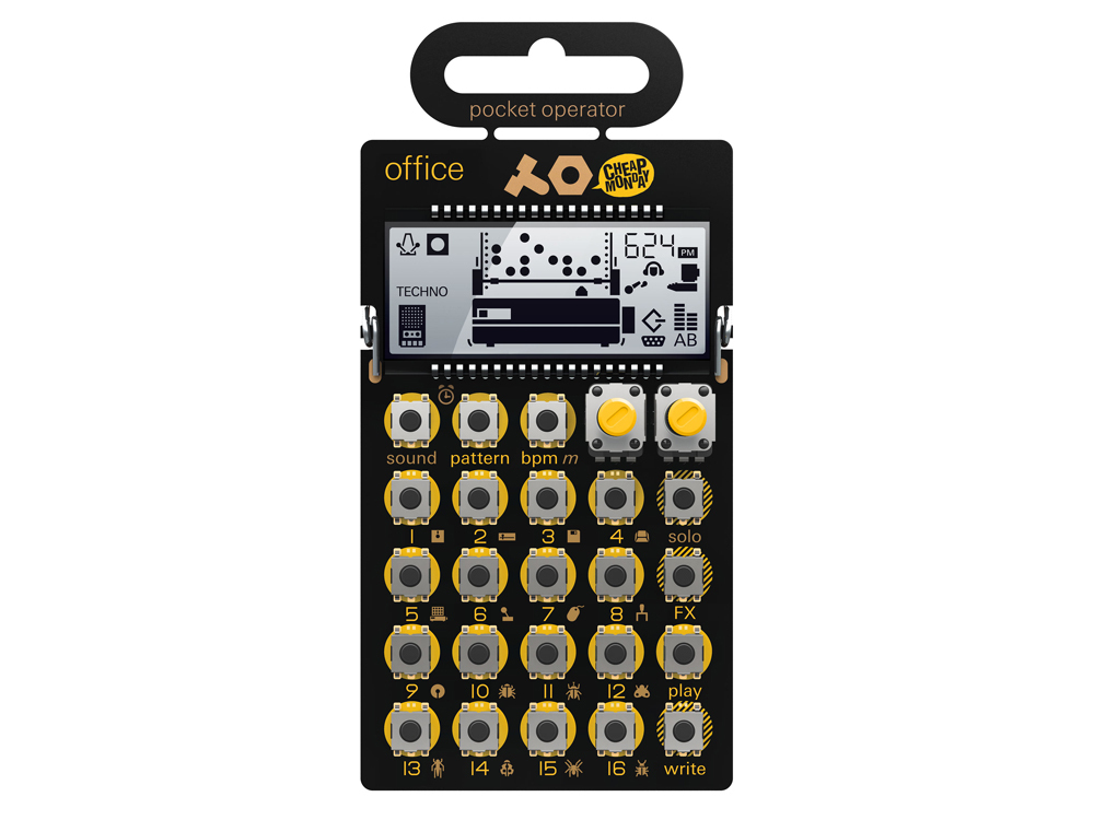 Teenage Engineering PO-24 office - instant delivery possible]